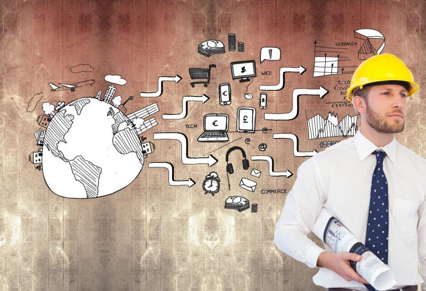Bauunternehmen, Digitalisierung