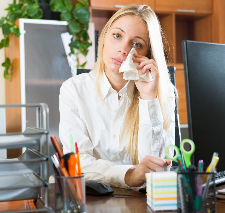6 Schnelltipps gegen Nervosität und Angst am Arbeitsplatz