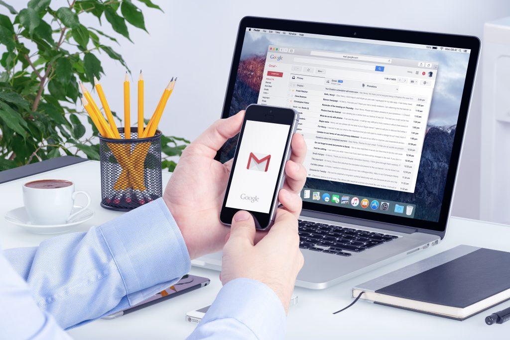 Gmail bekämpft Spam-E-Mails effektiv